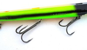 "Suick 9"" Weighted Thriller [Chartreuse Bandit]"