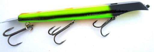 "Suick 10"" Non-Weighted Thriller [Chartreuse Bandit]"